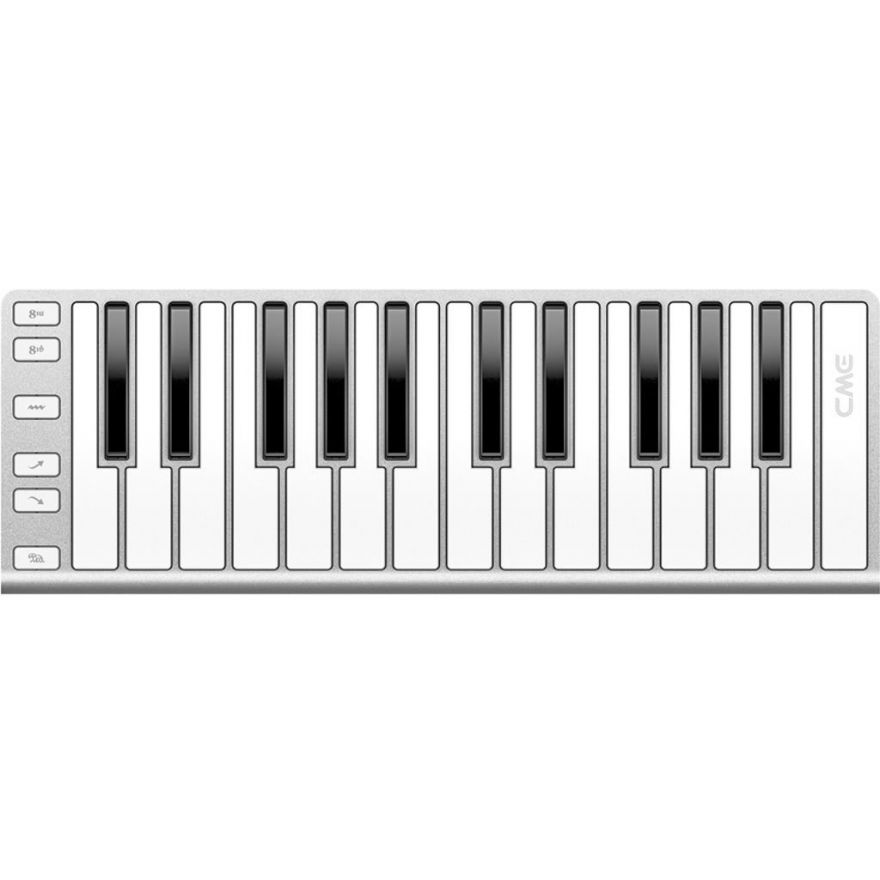 CME Xkey 25 - CONTROLLER MIDI/USB 25 TASTI