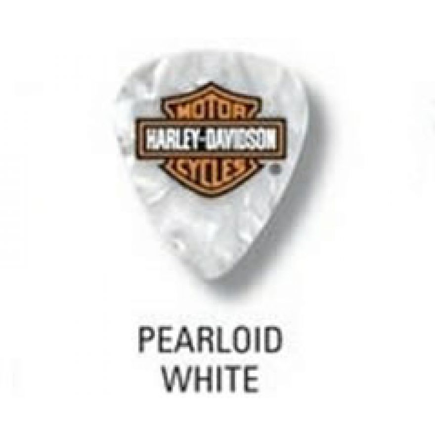 DUNLOP HD-P004PLT - 6 PLETTRI 'HARLEY DAVIDSON' LIGHT