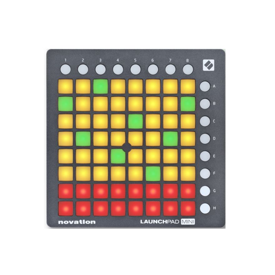 0-NOVATION Launchpad Mini