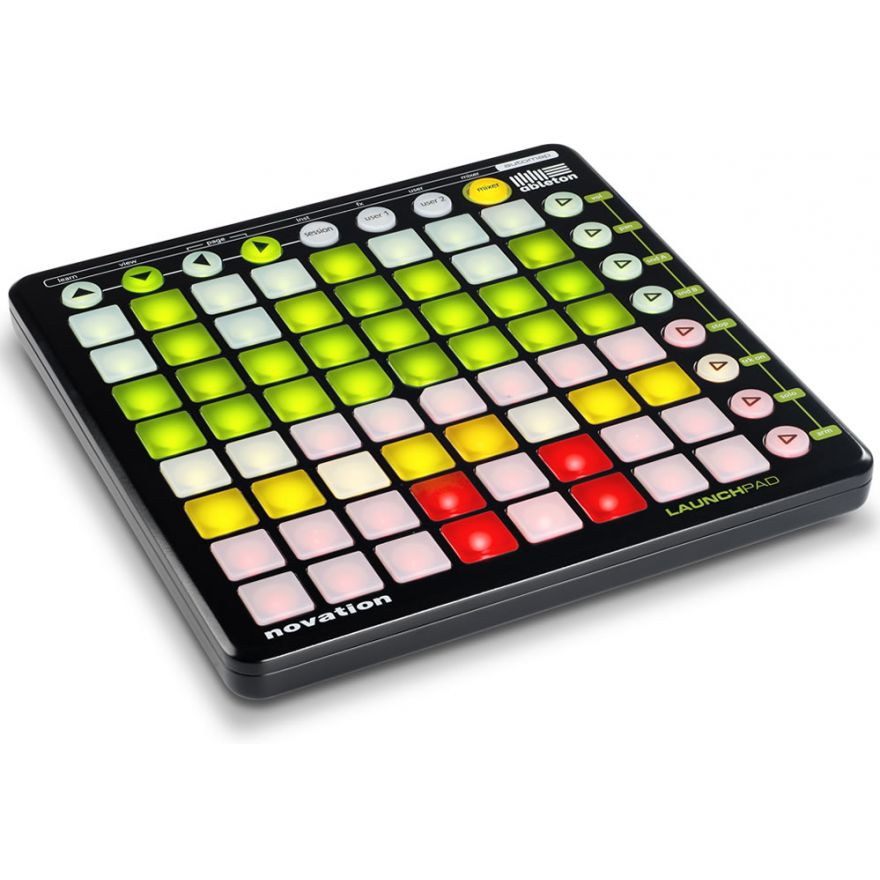 0-NOVATION Launchpad - CONT