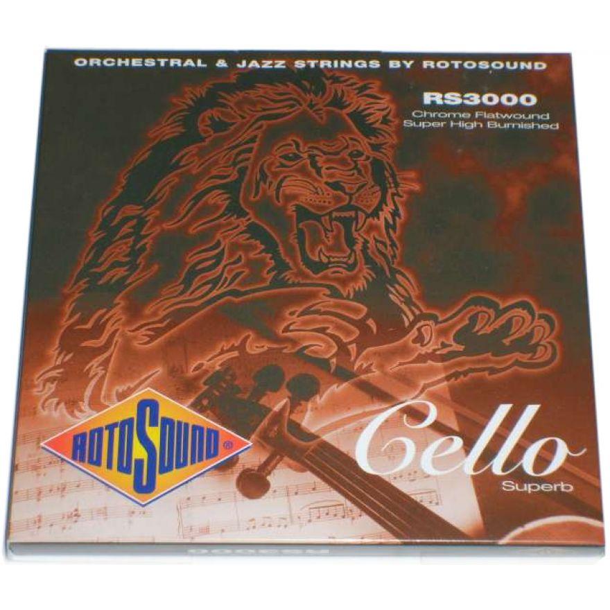 0-ROTOSOUND RS-3000 - Cordi
