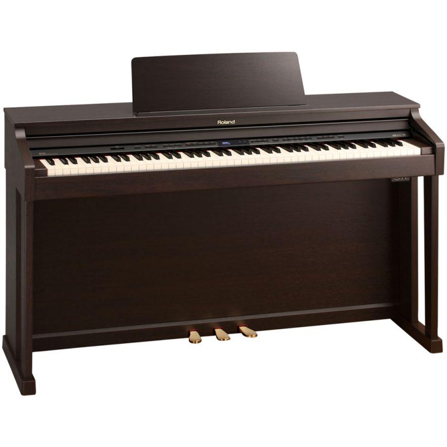 ROLAND HP503-RWA - PIANOFORTE + Panchetta originale OMAGGIO!