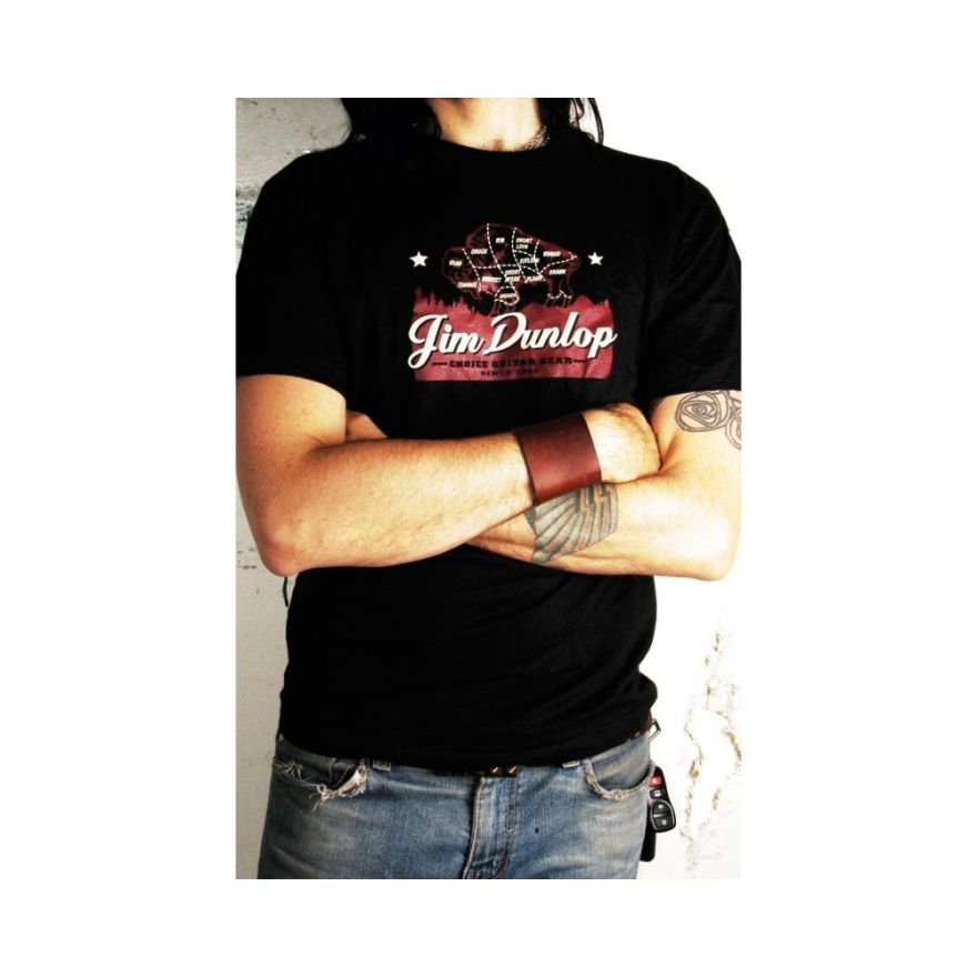 Dunlop DSD07-MTS T-Shirt da uomo taglia  XXL