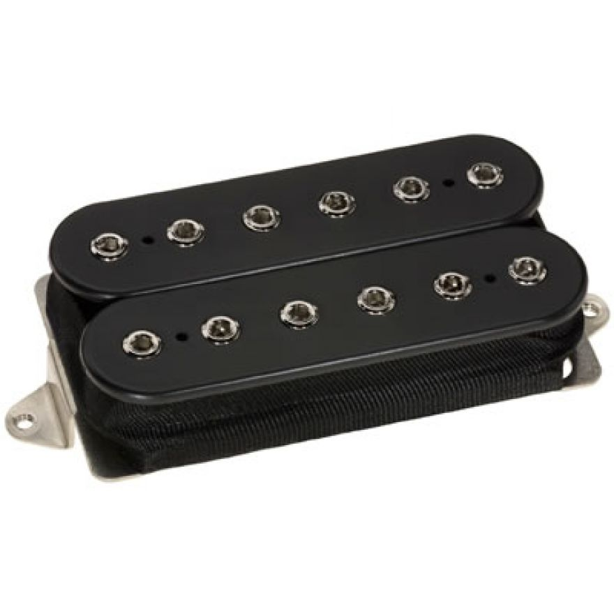 DIMARZIO DP252FBK GRAVITY STORM F-SPACED NECK BLACK