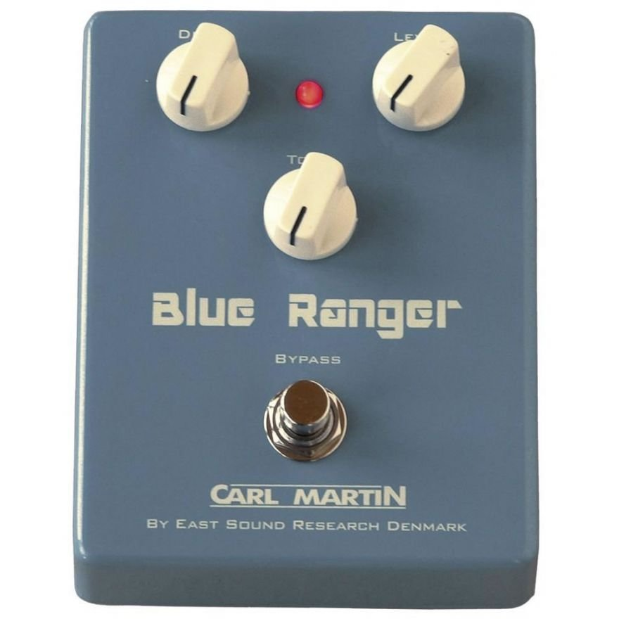 CARL MARTIN BLUE RANGER - OVERDRIVE PER CHITARRA