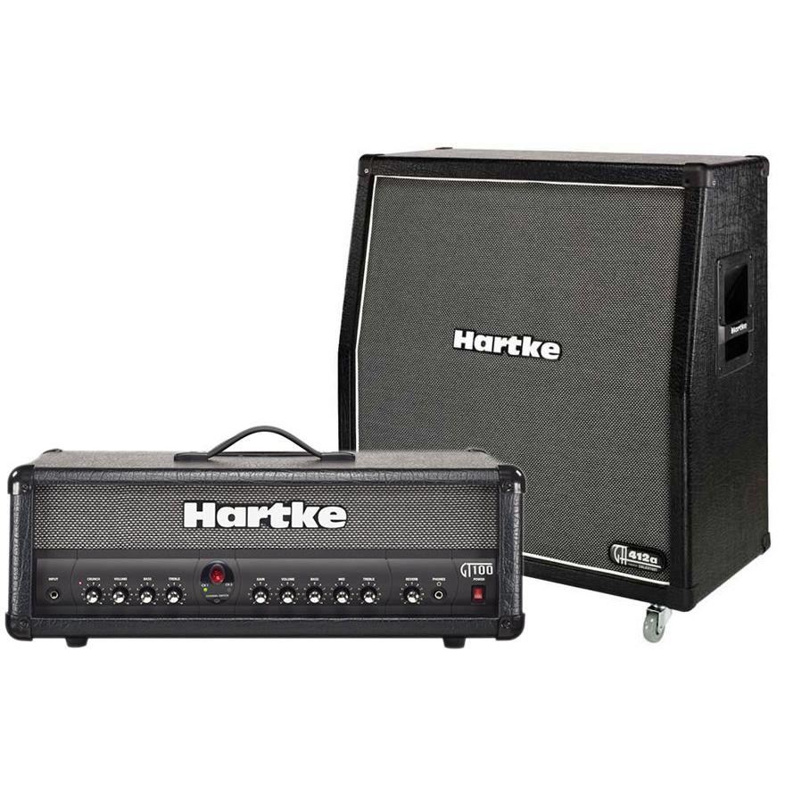 HARTKE GH412A + GT100 - KIT PROMOZIONE