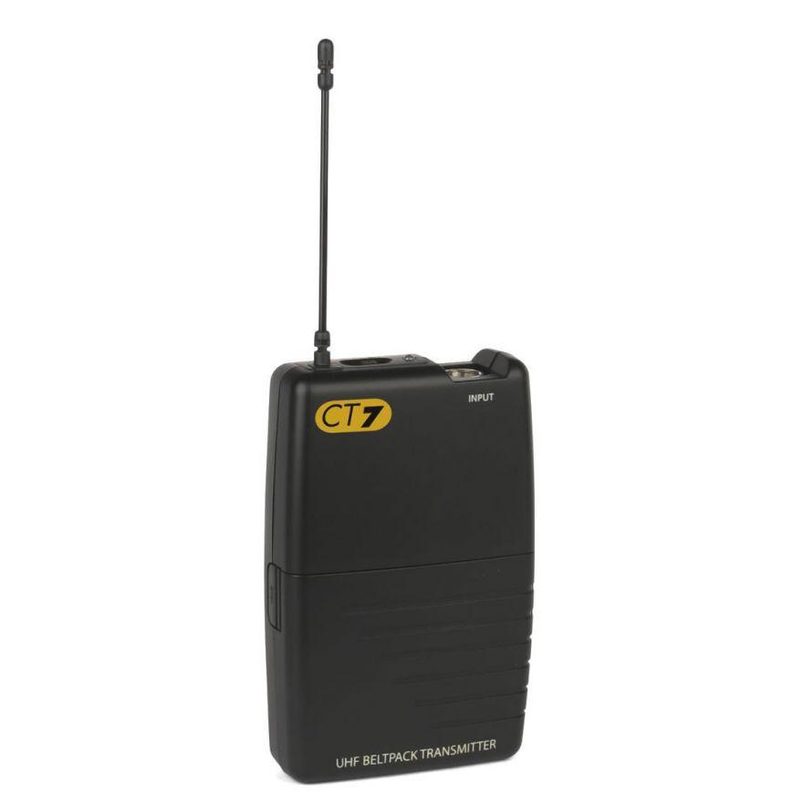 SAMSON CT7 (E3) - Trasmettitore UHF per serie Concert 77