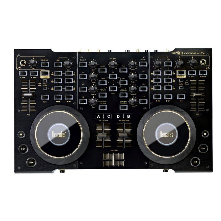 0-HERCULES 4MX DJ Console B