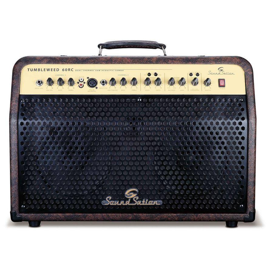 SOUNDSATION TUMBLEWEED-60DC - Amplificatore per Chitarra Acustica