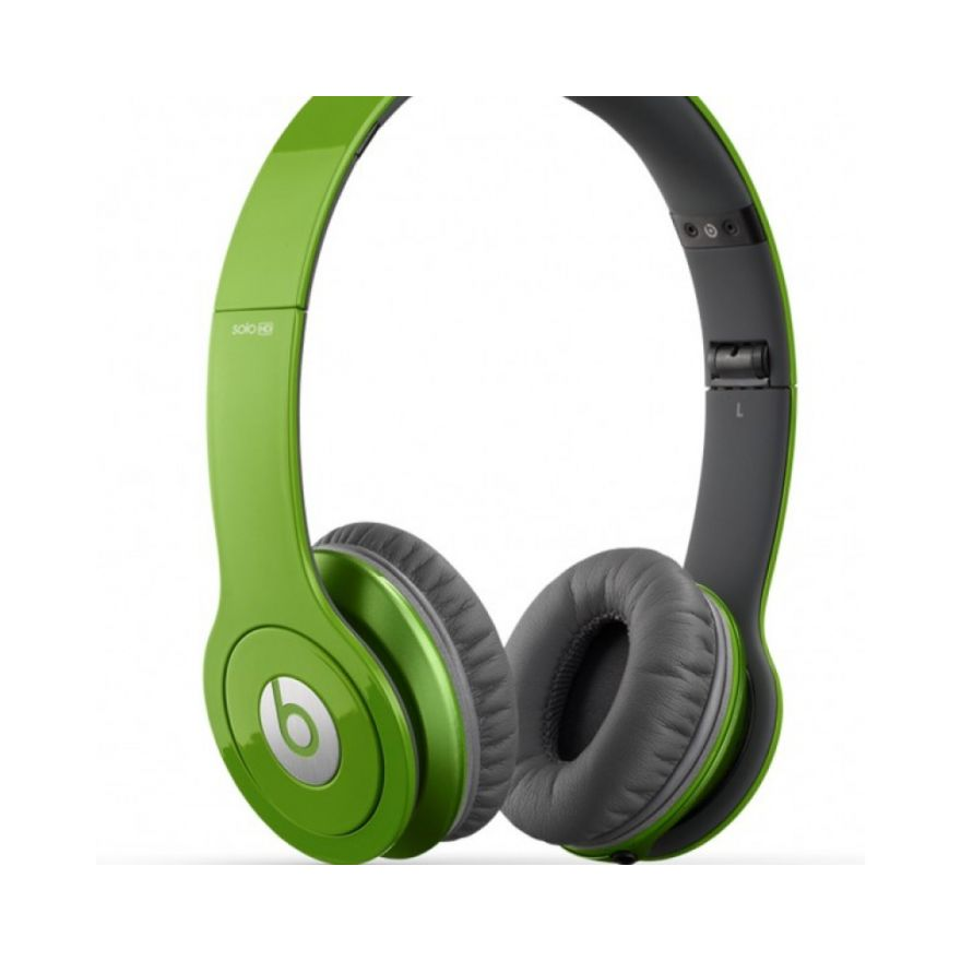 BEATS SOLO HD Sour Apple