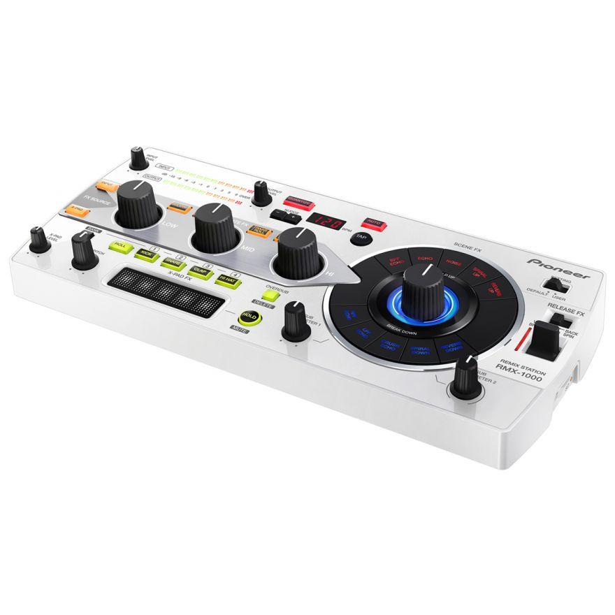 0-PIONEER RMX1000 W White -