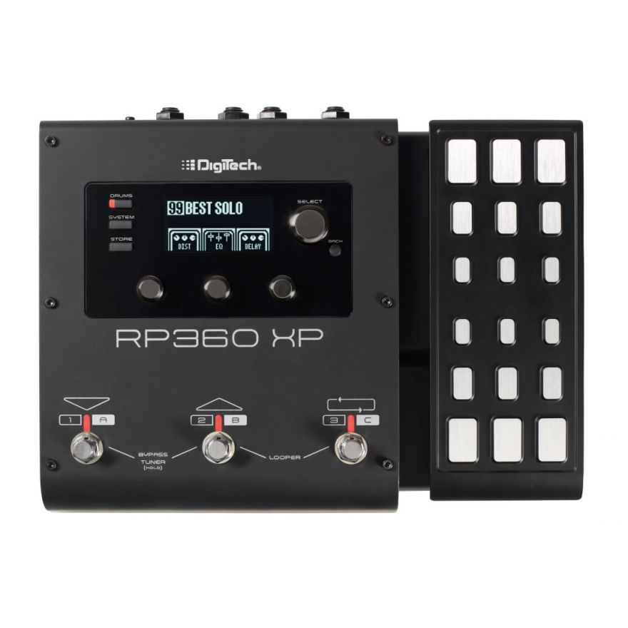DIGITECH RP360XP - Multieffetto per chitarra
