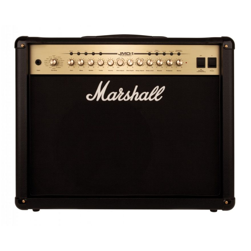 MARSHALL JMD501 Digital Preamp and Valve Poweramp 1 x 12 Combo