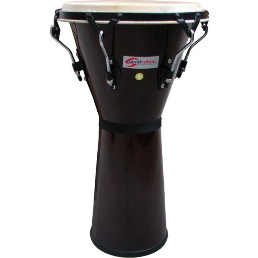 SOUNDSATION SDJ01-DW - Djembe da 14  in Legno