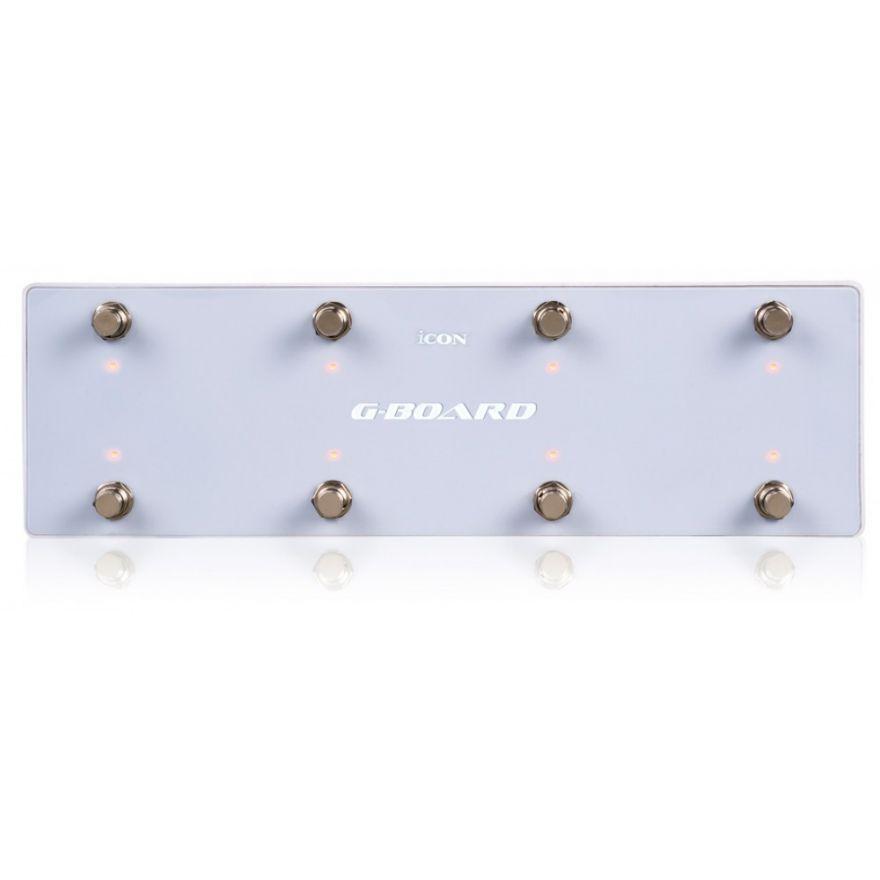 ICON G-BOARD - PEDALIERA DI CONTROLLO USB MIDI PER CHITARRISTI