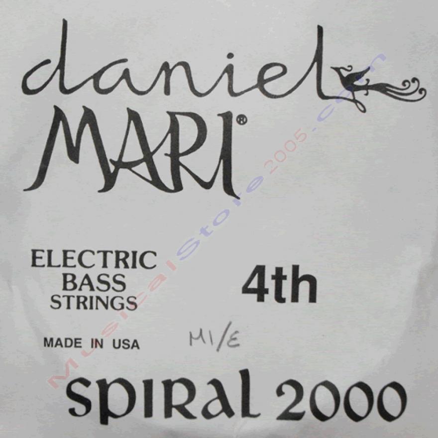 DANIEL MARI 750 4TH - CORDA SINGOLA PER BASSO ELETTRICO