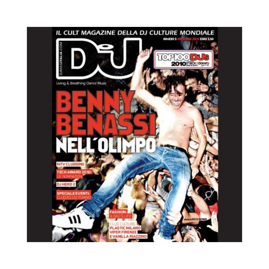 DJ MAG ITALIA DJ MAG NOVEMBRE 2010