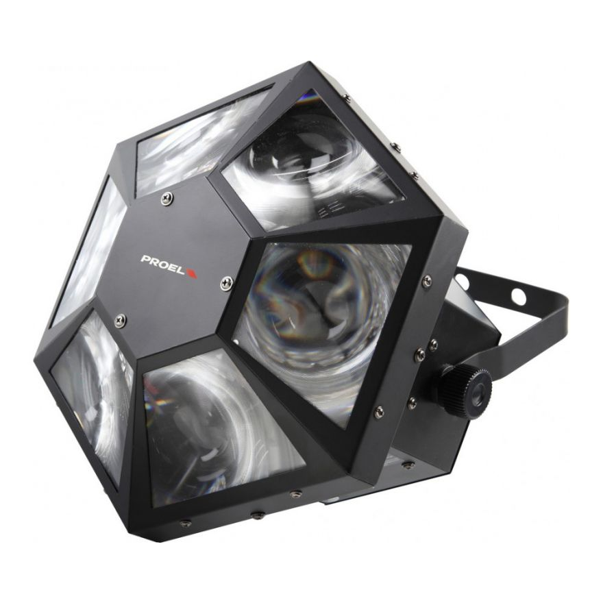 PROEL 6 OUTPUTS MOONFLOWER LED