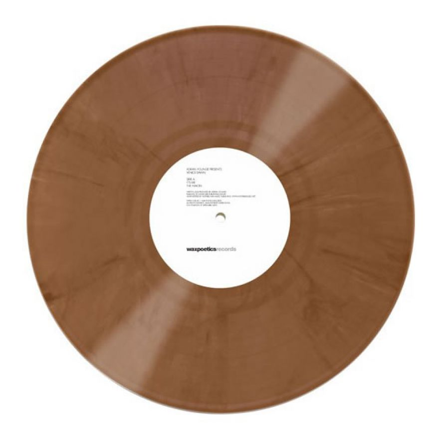 SERATO 12  Adrian Younge (Singolo) - It's Me Brown Marbled