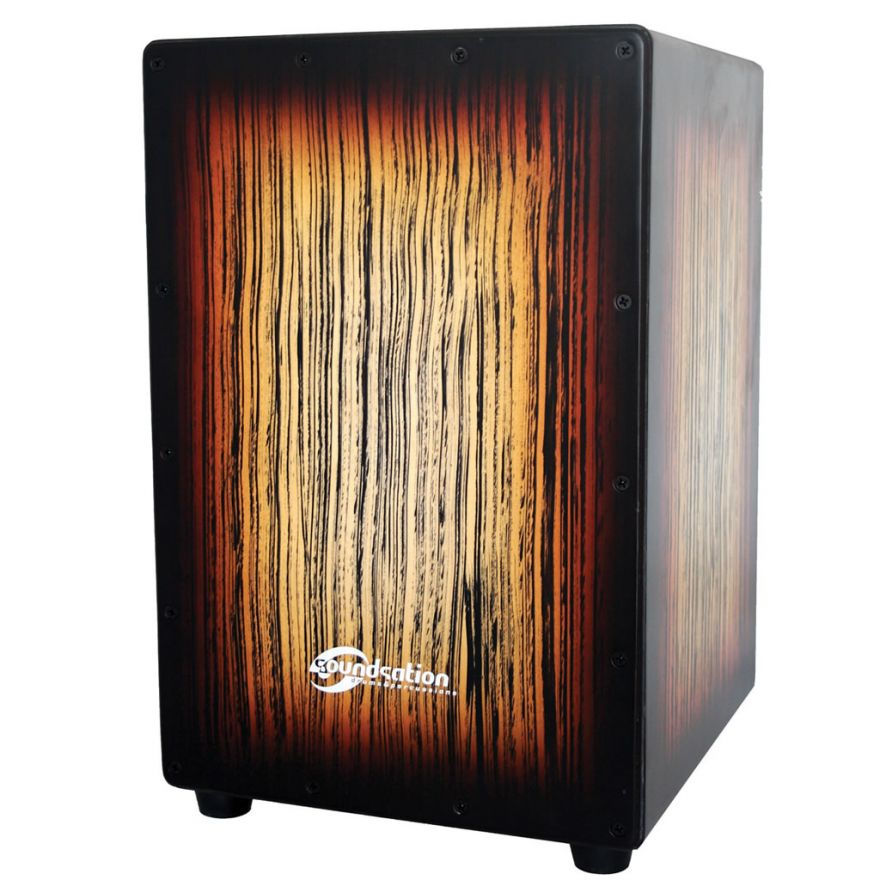 SOUNDSATION SCAJ-30SF - Cajon in legno