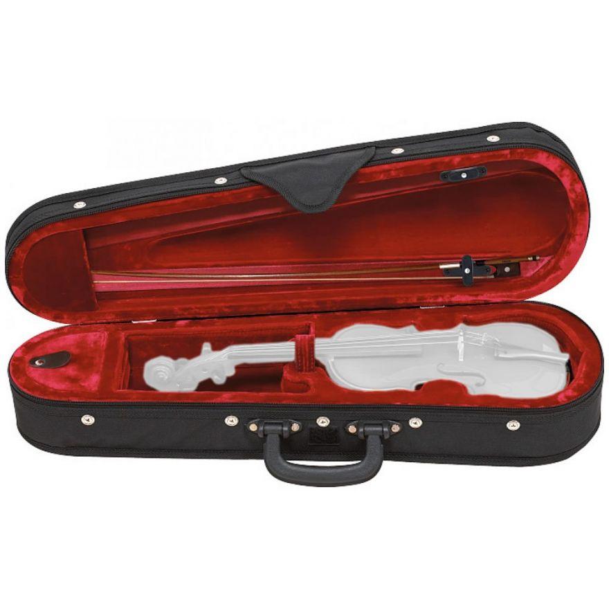 ROCKCASE RC10030B 4/4 Soft Light Case per violino