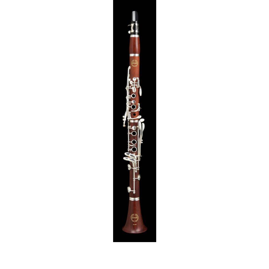 GRASSI CL400 - Clarinetto in palissandro 17 chiavi sistema boehm