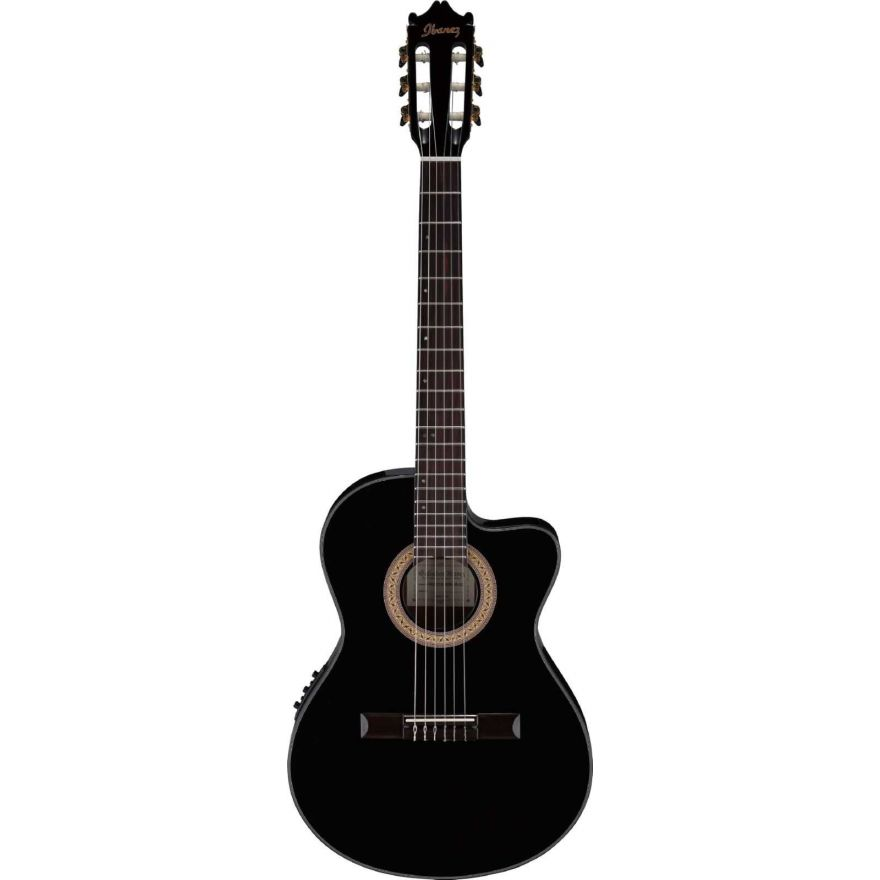 Ibanez GA35TCE-BKN - black night