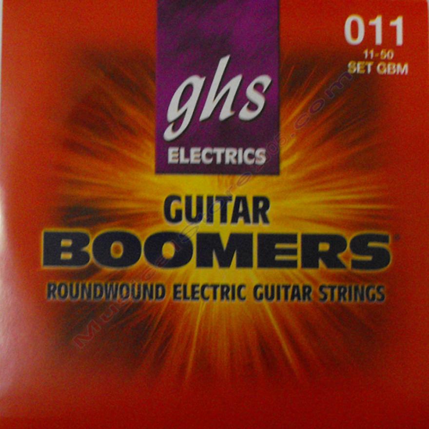 GHS 011 SET GBM - MUTA PER CHITARRA ELETTRICA (011-050)