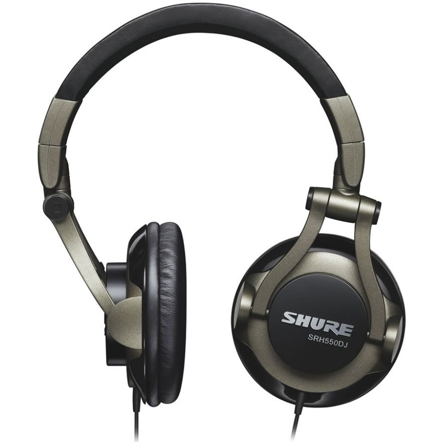 0-SHURE SRH550DJ - CUFFIA P