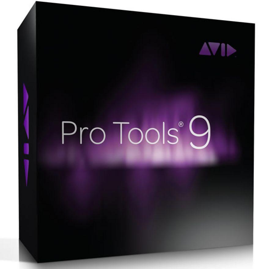 AVID ProTools 9 FULL (VERSIONE COMPLETA) - SOFTWARE PRODUZIONI..