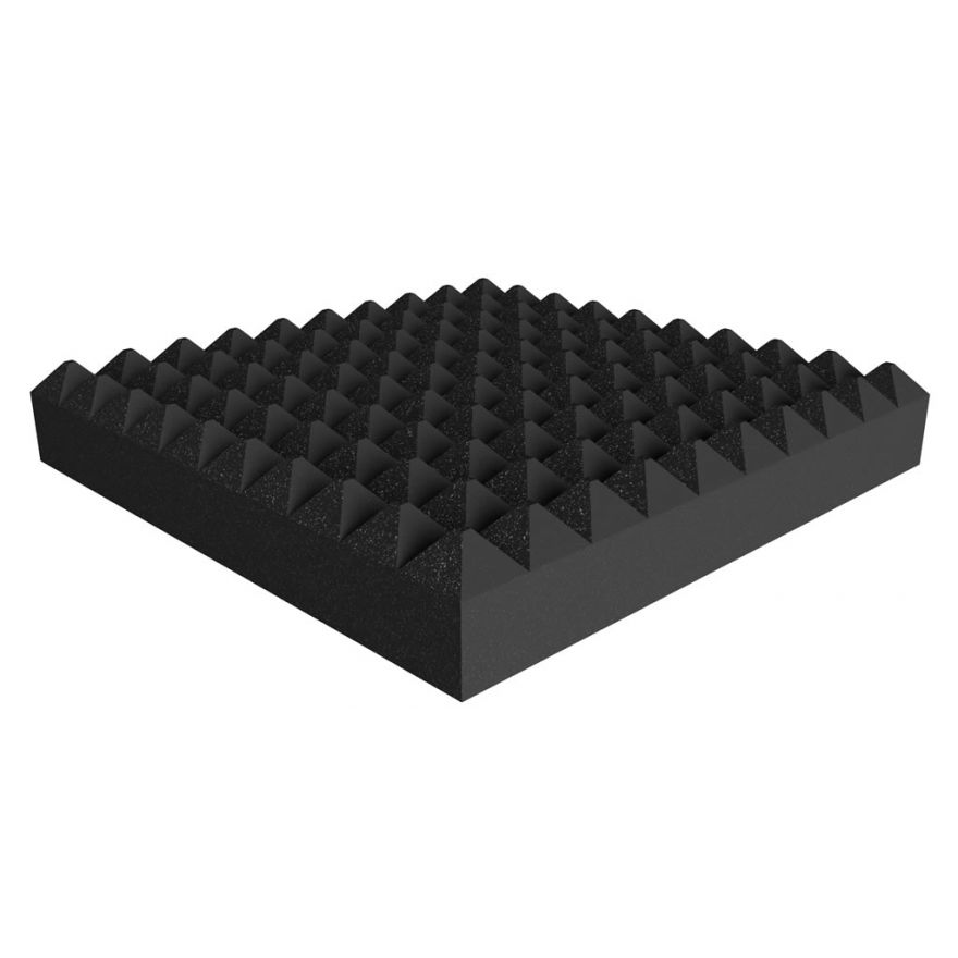 UNIVERSAL ACOUSTICS Saturn Pyramid 600-100mm Charcoal 10pz