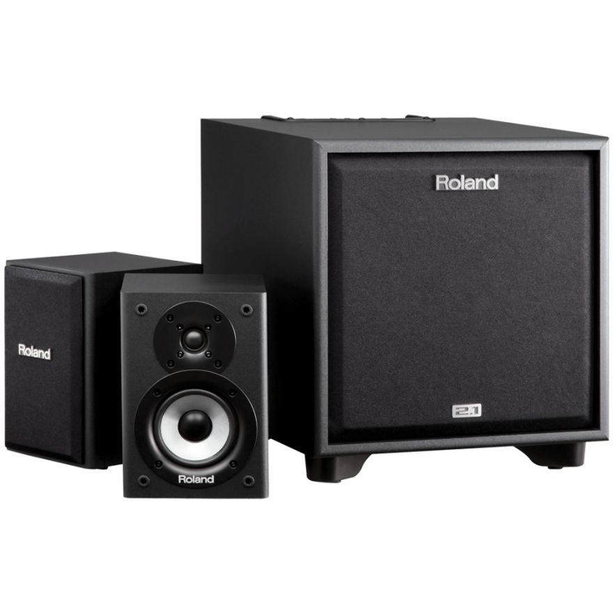 ROLAND CM220 CUBE Monitor -(Coppia) Speaker 50W + Subwoofer 100W