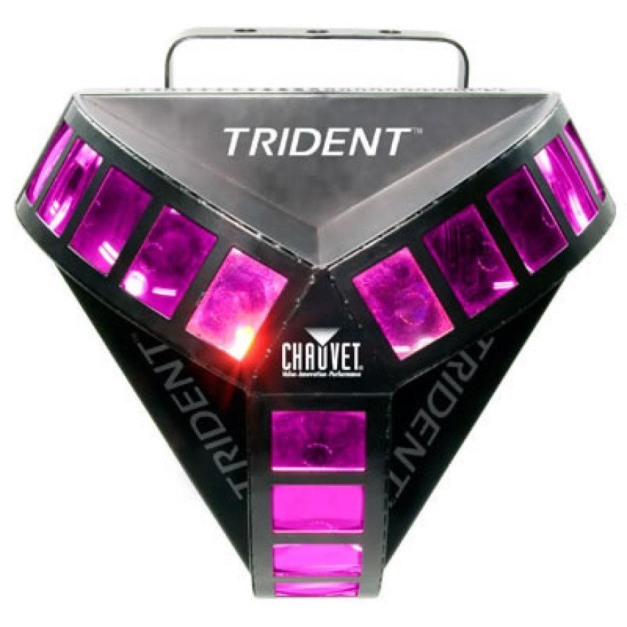 CHAUVET TRIDENT - Effetto luce a led da 3W con DMX
