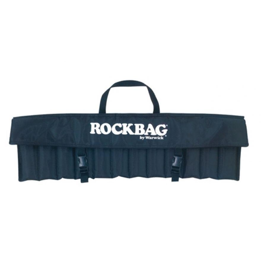 ROCKBAG RB10302B Borsa per armonica diatonica per 12 pcs.