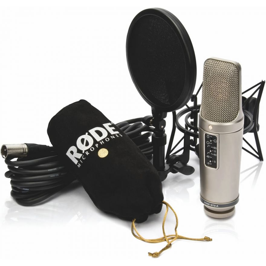 Rode NT2-A Complete Bundle - Microfono a Condensatore