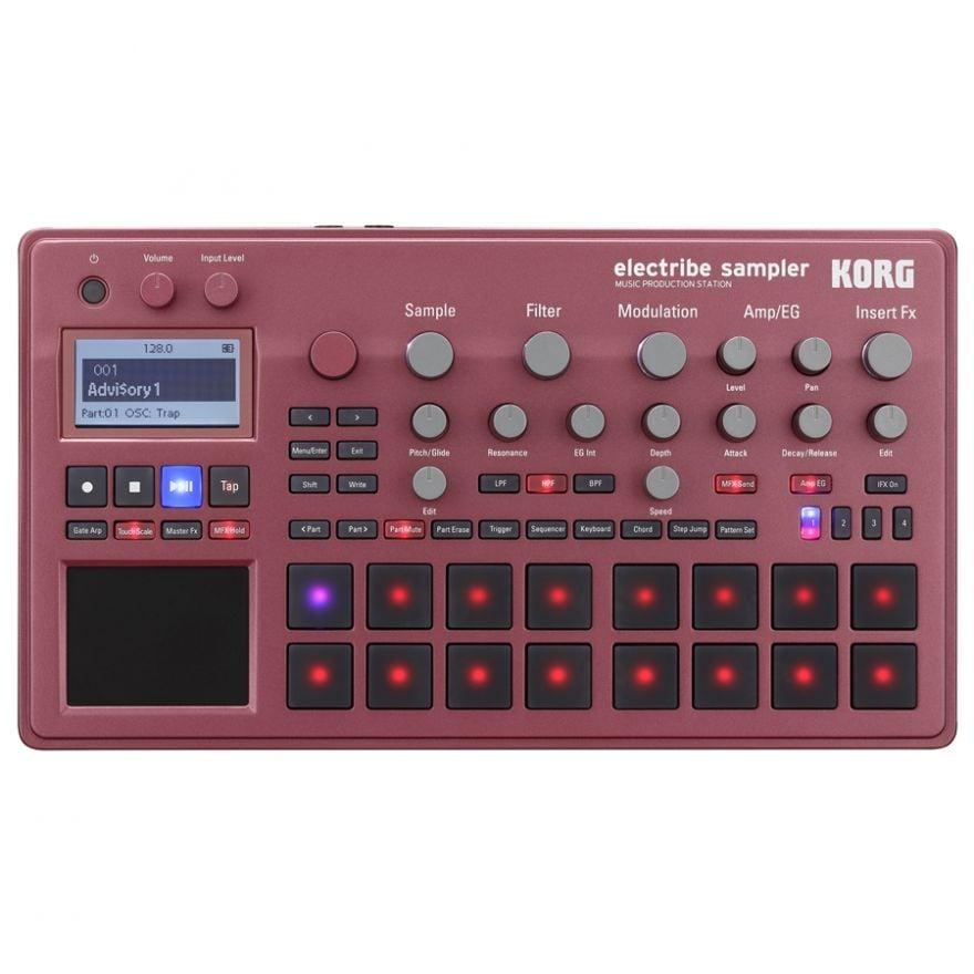 0 Korg - Electribe Sampler RD