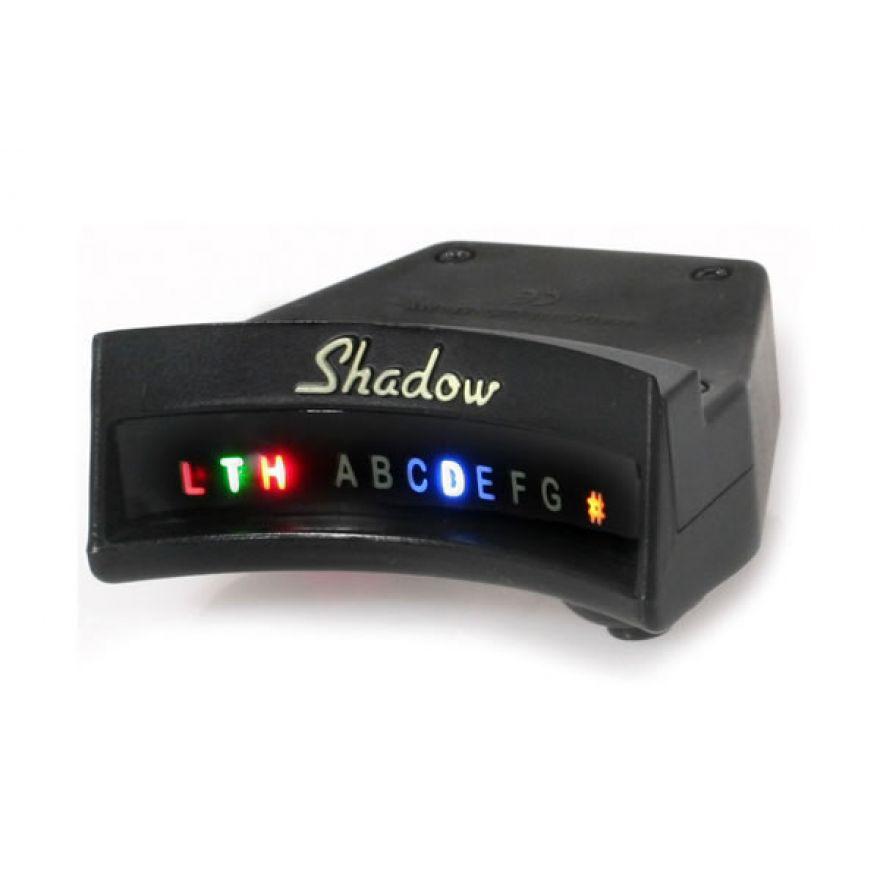 SHADOW SH Sonic Tuner - ACCORDATORE CROMATICO PER STRUMENTI