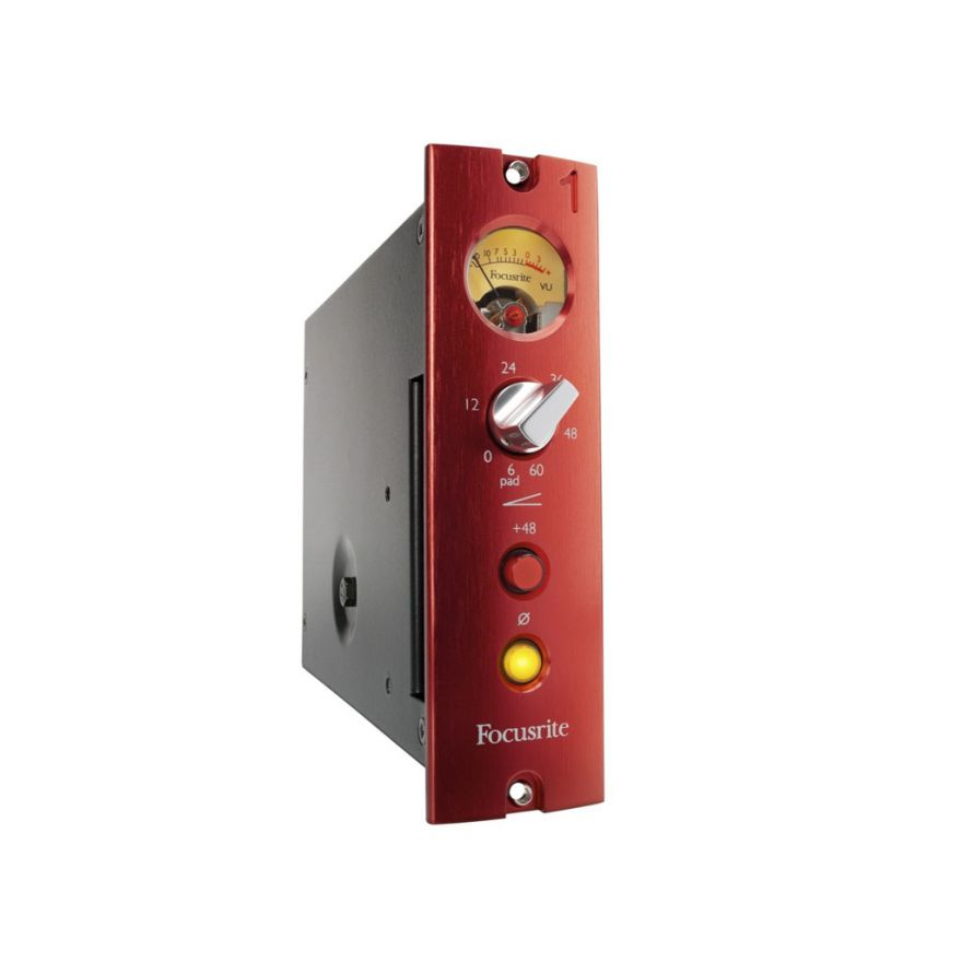 0-FOCUSRITE Red-1 Serie 500