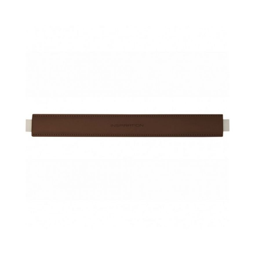 MONSTER HEADBAND DARK BROWN