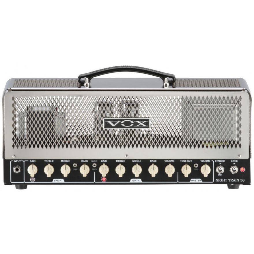 VOX NT50 Night Train - TESTATA VALVOLARE 50 WATT
