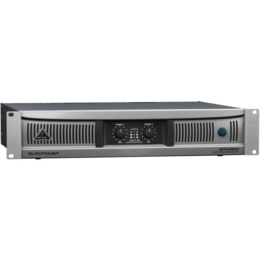 BEHRINGER EPX2800 EUROPOWER - AMPLIFICATORE DI POTENZA 2800W