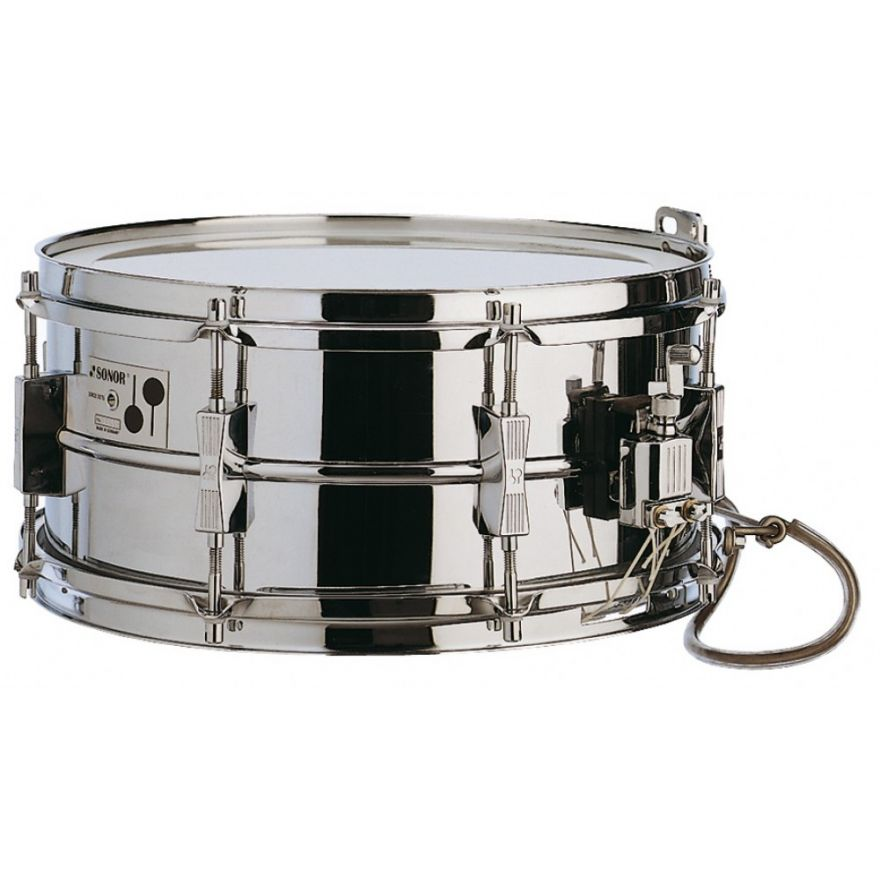 Sonor MP 456 Rullante 14 x 6 1/2, fusti in metallo cromato