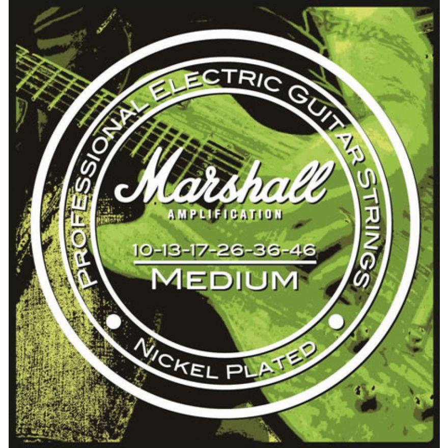 MARSHALL GUITAR STRINGS 10-46 - MUTA CORDE PER CHITARRA ELETTRIC