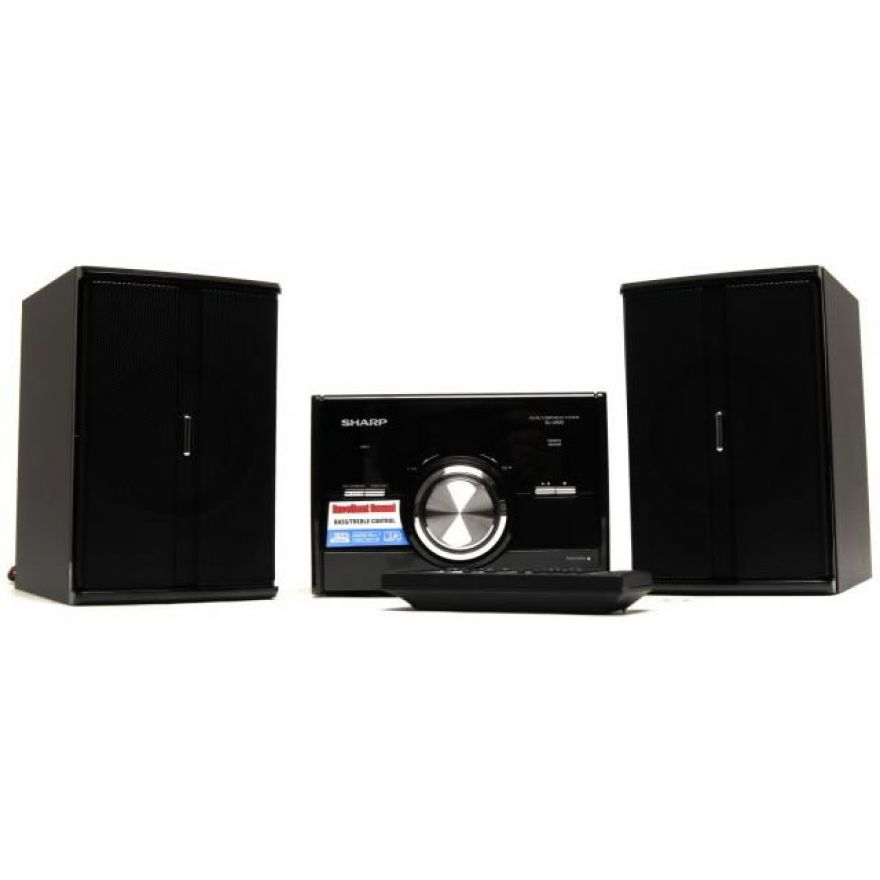 SHARP XL-UH25H - SISTEMA MICRO HI FI CD / USB