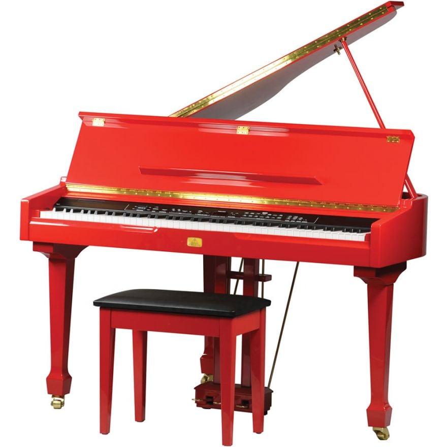 BEHRINGER EUROGRAND EG8180-RD - PIANOFORTE A CODINO DIGITALE