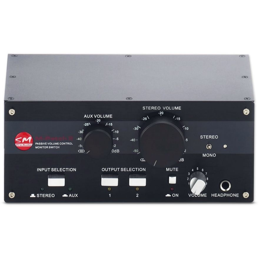0-SM PRO AUDIO M-Patch 2 -