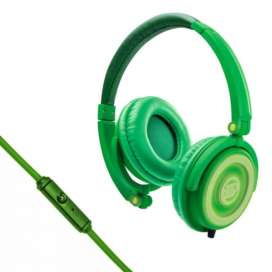 RELOOP RHP5 LeafGreen - CUFFIE PER DJ Fluorescenti