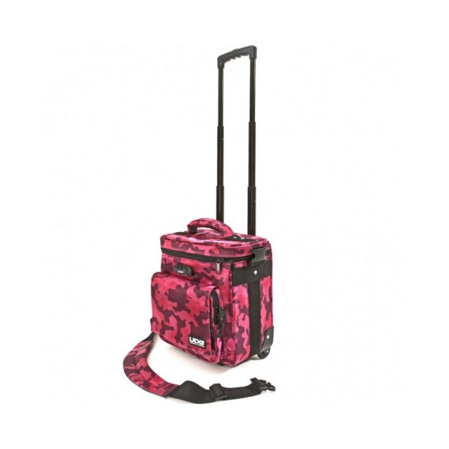 UDG TROLLEY TO GO CAMO PINK