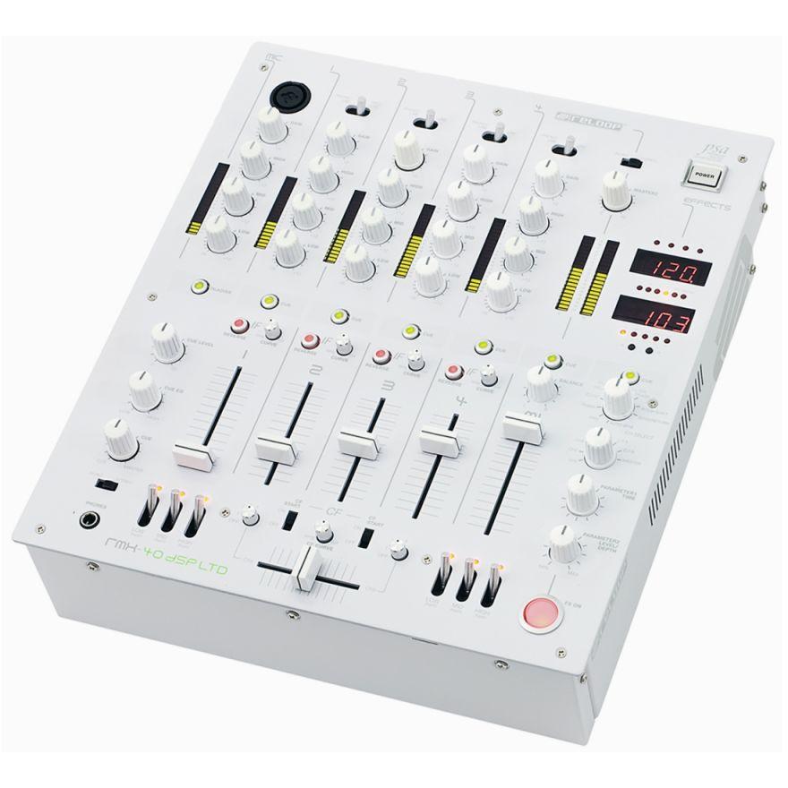 RELOOP RMX40 DSP LTD - MIXER PER DJ PROFESSIONAL