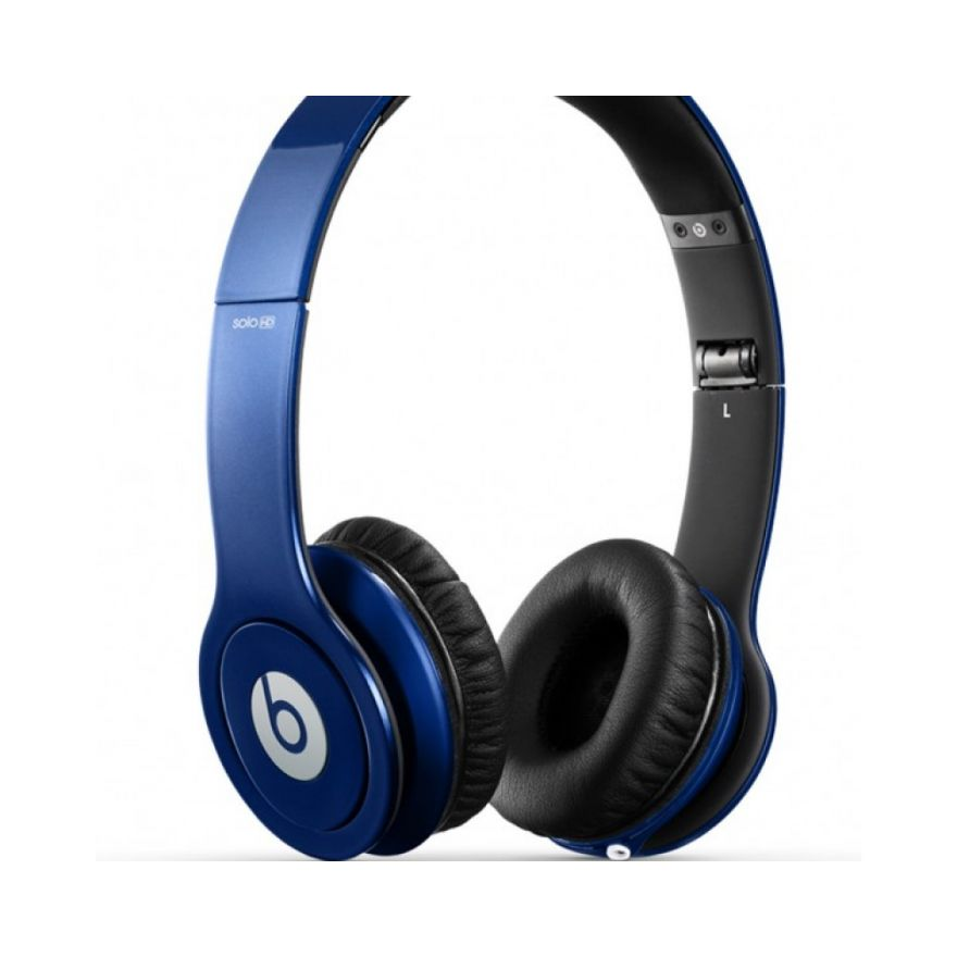 BEATS SOLO HD Metallic Blue